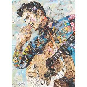 Puzzle: 1000 Elvis Presley