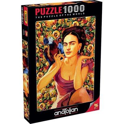 Puzzle: 1000 Frida Kahlo
