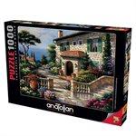 Puzzle: 1000 Villa Delle Fontana