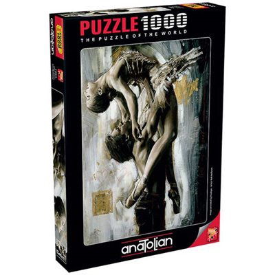 Puzzle: 1000 Lift My Heart 2