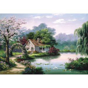Puzzle: 260 Arbor Cottage
