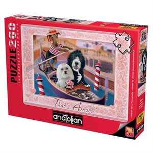 Puzzle: 260 Thats Amore