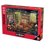 Puzzle: 260 Toy Makers Shed