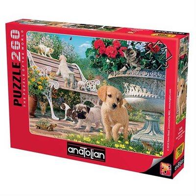 Puzzle: 260 Pets Hide and Seek