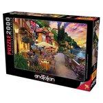 Puzzle: 2000 Lake Como