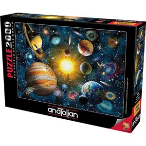 Puzzle: 2000 Solar System