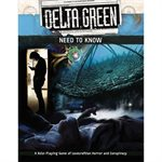 Delta Green Need To Know (BOOK)