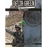 Delta Green: Kali Ghati Adventure (BOOK)