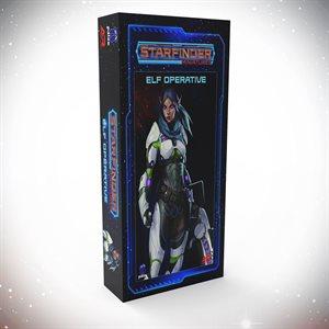 Starfinder Unpainted Miniatures: Elf Operative ^ APR 2021