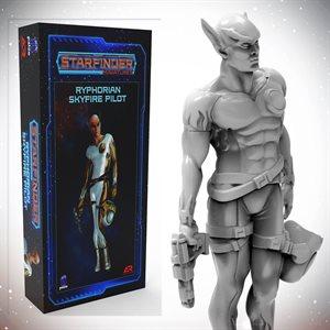 Starfinder Unpainted Miniatures: Ryphorian Skyfire Pilot ^ APR 2021