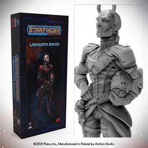 Starfinder Unpainted Miniatures: Lashunta Envoy ^ APR 2021