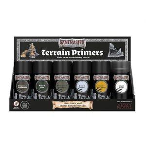 Gamemaster: Terrain Sprays Display Pack (18pc) ^ MAY 15 2021