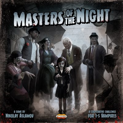 Masters of the Night ^ JAN 2021