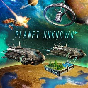 Planet Unknown (No Amazon Sales) ^ AUG 2021