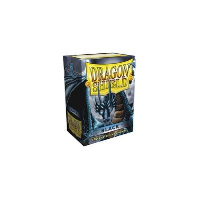 Sleeves: Dragon Shield Classic Black(100)