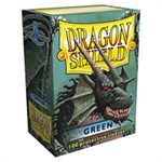 Sleeves: Dragon Shield Classic Green(100)