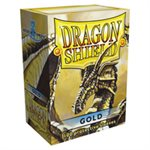 Sleeves: Dragon Shield Classic Gold(100)