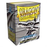 Sleeves: Dragon Shield Classic Silver(100)