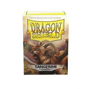 Sleeves: Dragon Shield Classic: Tangerine (100)