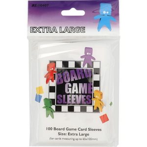 Sleeves: Board Game Extra Large (100)