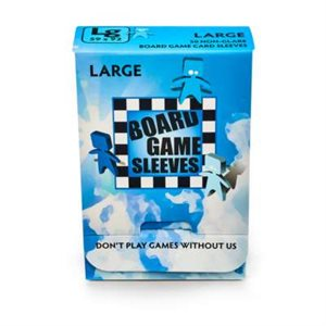 Sleeves: Board Game Large (Non-Glare) (50)