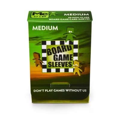 Sleeves: Board Game Medium (Non-Glare) (50)