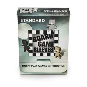 Sleeves: Board Game Standard (Non-Glare) (50)