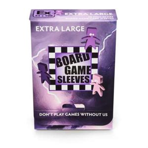 Sleeves: Board Game Extra Large (Non-Glare) (50)