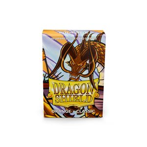 Sleeves: Dragon Shield Japanese Orange (60)