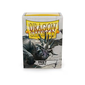 Sleeves: Dragon Shield Matte Mist (100)