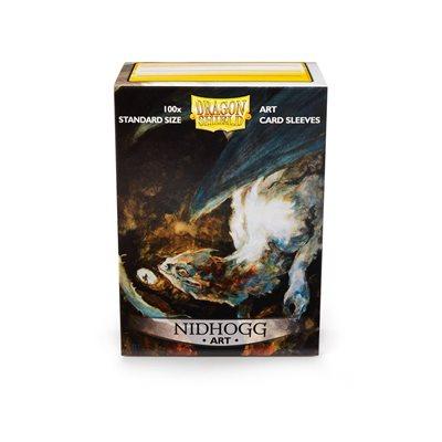 Sleeves: Dragon Shield Limited Edition Art: Nidhogg(100)