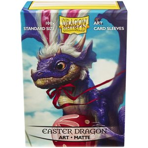 Sleeves: Dragon Shield Limited Edition Art Matte: Easter Dragon (100)