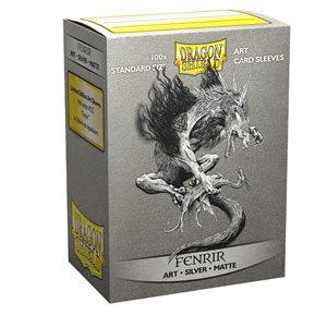 Sleeves: Dragon Shield Matte Art: Vikings Fenrir (100) ^ JAN 29 2021