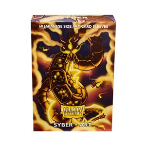 Sleeves: Dragon Shield Limited Edition Art Japanese: Syber (60)