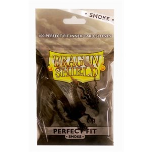 Sleeves: Dragon Shield Perfect Fit Smoke(100)