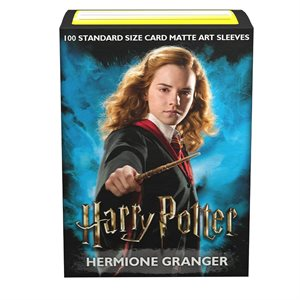 Sleeves: Dragon Shield Limited Edition Matte Art: Harry Potter: Hermione Granger (100)^ SEP 18 20