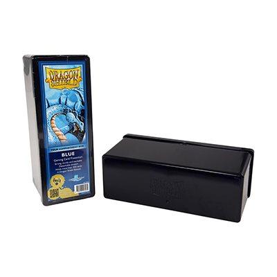 Dragon Shield Storage Box: 4 Compartments Blue