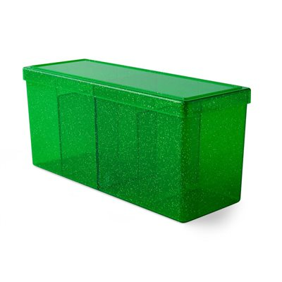 Dragon Shield Storage Box: 4 Compartment Emerald