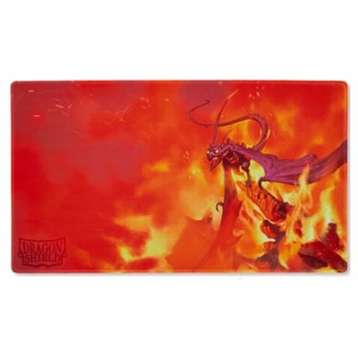 Dragon Shield Playmat Limited Edition Orange Usaqin