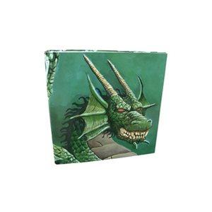 Binder: Dragon Shield Green Dragon