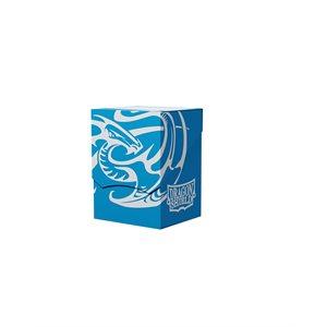 Deck Box: Dragon Shield Deck Shell: Blue / Black