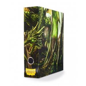 Slipcase Binder: Dragon Shield 9 Pocket Dragon Art Green