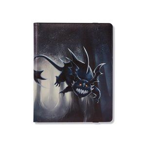 Binder: Dragon Shield 18 Pocket (Sideload) Portfolio: WANDERER Black
