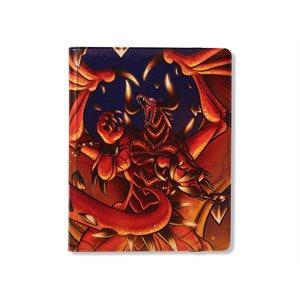 Binder: Dragon Shield 18 Pocket (Sideload) Portfolio: RENDSHEAR Red