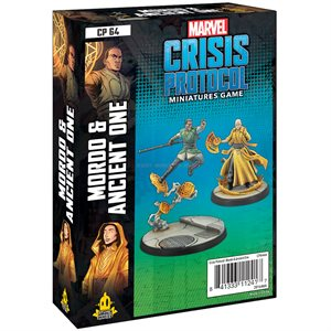 Marvel Crisis Protocol: Mordo & Ancient One Character Pack ^ OCT 1 2021