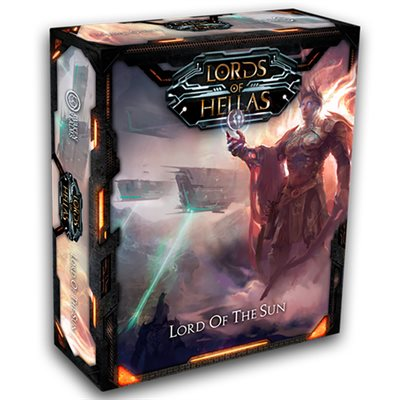 Lords of Hellas: Lord of the Sun Expansion ^ Sept 2019