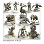Tainted Grail: Monsters of Avalon (No Amazon Sales)