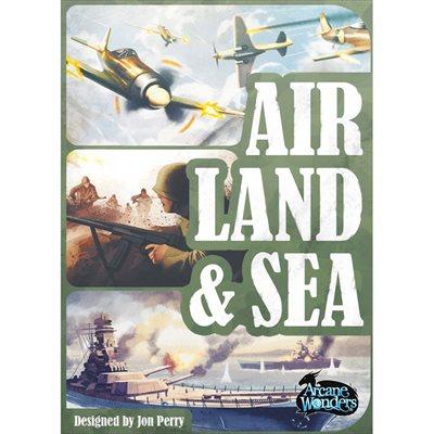 Air Land & Sea (Revised Edition) (No Amazon Sales)