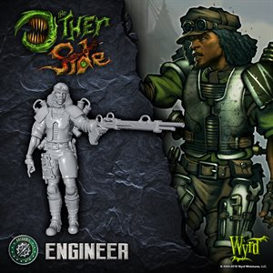 Other Side: Abyssinia - Abyssinia Engineer