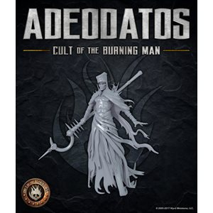 Other Side: Cult of the Burning Man Allegiance Box - Adeodatos